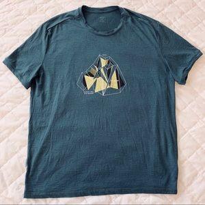 Icebreaker Merino Wool Short Sleeve T-Shirt XXL 2X